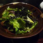 La むめい狼 - 野菜サラダ☆