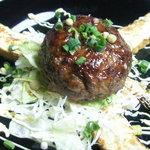 WISH BONE - 料理写真:定番!てりマヨハンバーグ