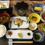絶景露天風呂の宿 銀波荘 - 朝食