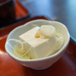 くま乃 - 定食の小鉢