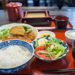 くま乃 - カツライス定食
