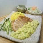 遊木民族 - 料理写真:ポークソテー