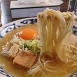 桜木製麺所 - 節系鶏白湯そば