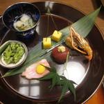 星野リゾート 界 箱根 - 料理写真:八寸
