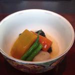 28954441 - 野菜の炊合せ