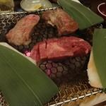 28955171 - 厚切り牛タンと手作り笹かま
