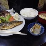 なかよし - 料理写真:焼肴定食