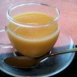 28955868 - トウモロコシの冷製スープ