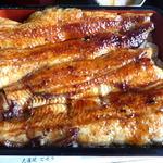 うなぎの半沢 - 料理写真:大うな重¥2800