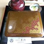 うなぎの半沢 - 大うな重¥2800