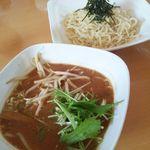 JAZZ麺 2.7 - みそつけそば(950円)