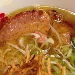 麺や蔵人 - チャーシュー