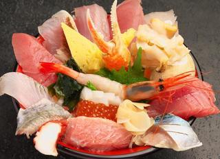 魚菜屋 - 漁師丼
