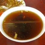 いずみ食堂 - ワカメスープ