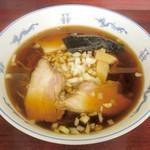 いずみ食堂 - ラーメン ¥450