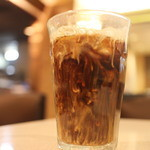 シャポーブラン - アイスコーヒー