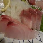 旬魚や 魚いち - メダイとブリ