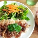 タオ カフェ - 2014年 ポークソテーランチ800円