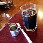 バンマリー - ランチセットのドリンク☆アイスコーヒー(2014/7)