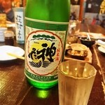 焼とんyaたゆたゆ - 神亀 純米