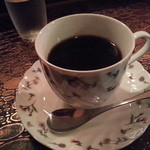 ウイーン - ブレンドコーヒーのラージ(580円)です。2014年6月