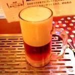 Beer&BBQ KIMURAYA - ビール Asahi琥珀の時間(特選コースの飲み放題)