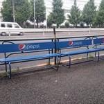28963243 - 店前の待機用ベンチ