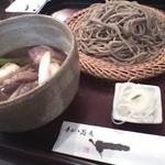 一 - 鴨つけ蕎麦(大盛)