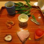 日本料理 太月 - 26年7月 八寸