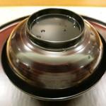 日本料理 太月 - 26年7月 お椀