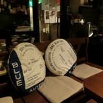 グルービー - 2014' 7/5 Blue Note 柄のクッション