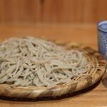 蕎麦 凜 - 料理写真:ざるそば