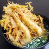 肥前うどん 翔 - 料理写真:かき揚げうどん!