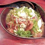 okinawanikusakabanuchigusui - 島豚ソーキ肉のとろとろ煮780円