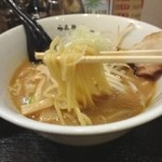 らぁめん椿家 - こってり 太麺
