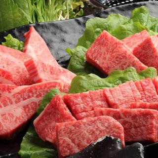 極上の赤身肉をご賞味ください!