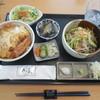 Sobakissakoyorozuya - 料理写真:カツ丼冷したぬき¥990-(税込)