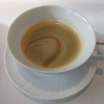 ル・ヴァンキャトル - コーヒー