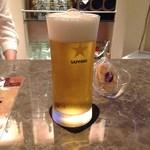 モナリザ - 生ビール
