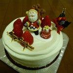 菓子工房 ルーヴ - クリスマスケーキ