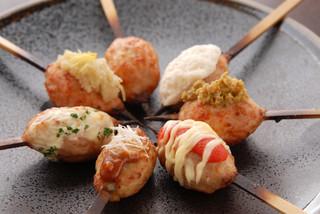 つくね十番 池袋店 - 皆が大好き♪つくね串を定番から変わり種まで22種の味でお楽しみ頂けます!!