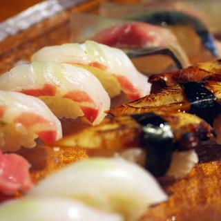 産地直送の朝採れ新鮮魚介。
