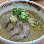 麺屋 彩未 - 味噌チャーシュー大盛