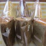 FORNO - シフォンケーキ(6種類)