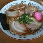 隠れ家 - チャーシュー麺