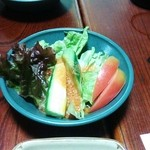 レストラン 大公 - サラダ♪