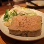 EDGY - 豚肉と白レバーのパテ