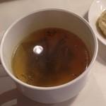 カルダモン食堂 - スープ
