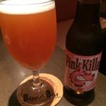 炭火焼鳥Birds'Bar - フルーツビール ピンクキラー