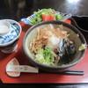 佐久ら - 料理写真:冷やしおろしそば 650円(税抜)